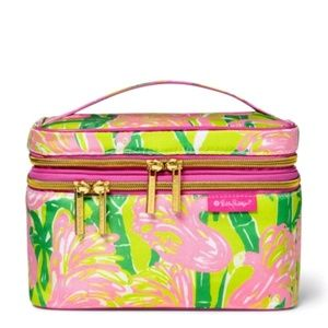 Lilly Pulitzer for Target Cosmetic Train Case